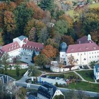 Hotel Schloss Schweinsburg Aerial View