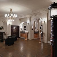 Hotel Schloss Schweinsburg Lobby Sitting Area