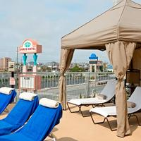 Grand Hotel Ocean City Sundeck