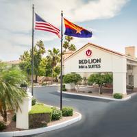 Red Lion Inn & Suites Phoenix-Tempe Exterior