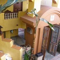 Secret Garden Inn Hotel Entrance