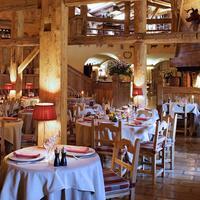 Les Fermes De Marie Restaurant