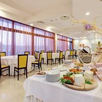 Grand Hotel Sofia Breakfast Area