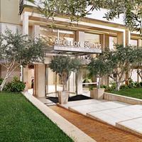Divani Apollon Suites Hotel Entrance