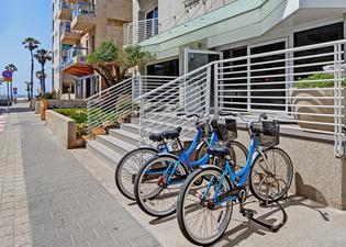 The Savoy Tel Aviv Sea Side Hotel