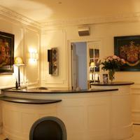 Hotel De Monaco Reception