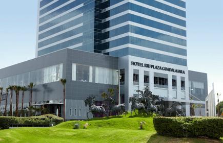 Hotel Riu Plaza Guadalajara