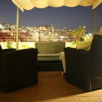 Hotel Avenida Tropical Terraza-bar barbacoa