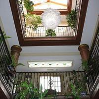 Hotel Avenida Tropical Patio andaluz