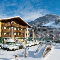 Verwöhnhotel Berghof Hotel Front