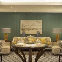 Corinthia Hotel Lisbon Lobby Sitting Area
