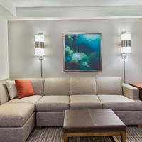 Hyatt Place Ft. Lauderdale Plantation Living Area