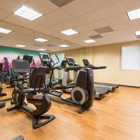 Hyatt Place Ft. Lauderdale Plantation Gym