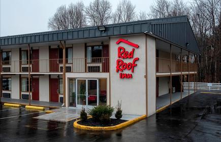 Red Roof Inn Fredericksburg North