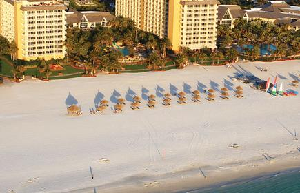 Marco Island Marriott Beach Resort Golf Club and Spa