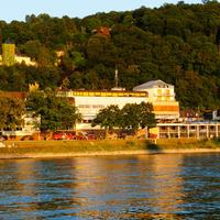 Diehl's Hotel Außenaufnahme im Sommer