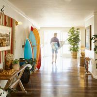 Laguna Beach House Lobby