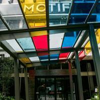 Motif Seattle Hotel Entrance