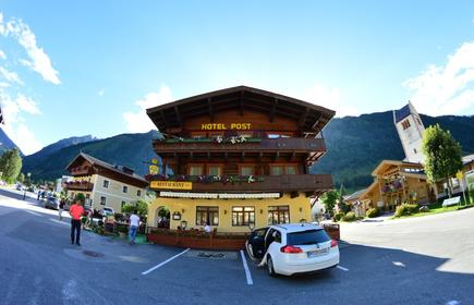 Hotel Post Fusch