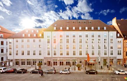 Drei Mohren Hotel
