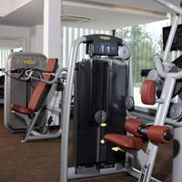 Sunrise Premium Resort Hoi An Gym