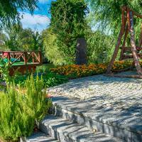 Wineport Lodge Agva Garden