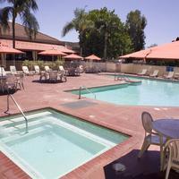 Airtel Plaza Hotel Outdoor Pool