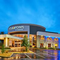 Four Points by Sheraton Little Rock Midtown Exterior