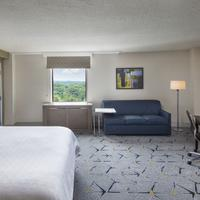 Sheraton Silver Spring Hotel King Junior Suite