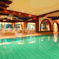 Vitalhotel Edelweiss Indoor Pool