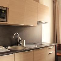 Aparthotel Neptun In-Room Kitchenette