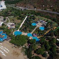 Aria Claros Beach & Spa Resort Aerial View