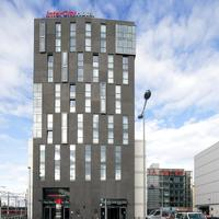 InterCityHotel Mannheim IntercityHotel Mannheim, Germany - Exterior View