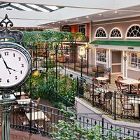 Days Inn Penn State Atrium Clock