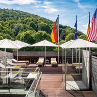 Hotel Europäischer Hof Heidelberg Sonnenterrasse