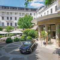Hotel Europäischer Hof Heidelberg Außenansicht