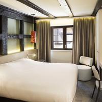 Hôtel Le Colombier Guestroom