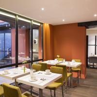 Hôtel Le Colombier Breakfast Area