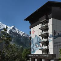 Chalet Hôtel Le Prieuré Featured Image