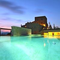 Castello Di Velona Spa Resort & Winery Pool