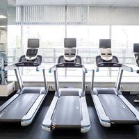 Best Western PLUS Vega Hotel & Convention Center Gym