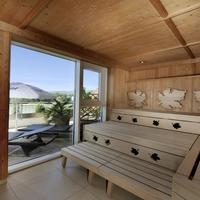 Gartenhotel & Weingut Pfeffel Sauna