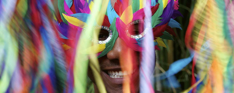 Regeln für den Flug zum Karneval