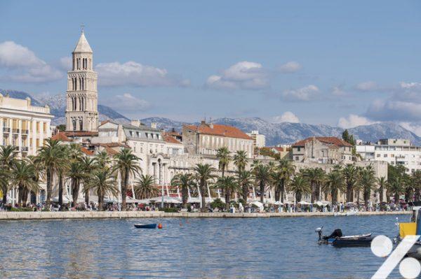 Split Kroatien Urlaub