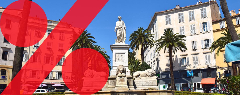 Strand, Kultur und Geschichte – Ajaccio auf Korsika