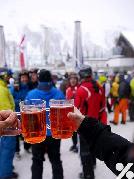 Ischgl Apres Ski Drinks