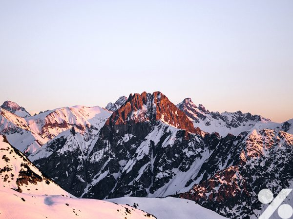 Oberstdorf Berglandschaft