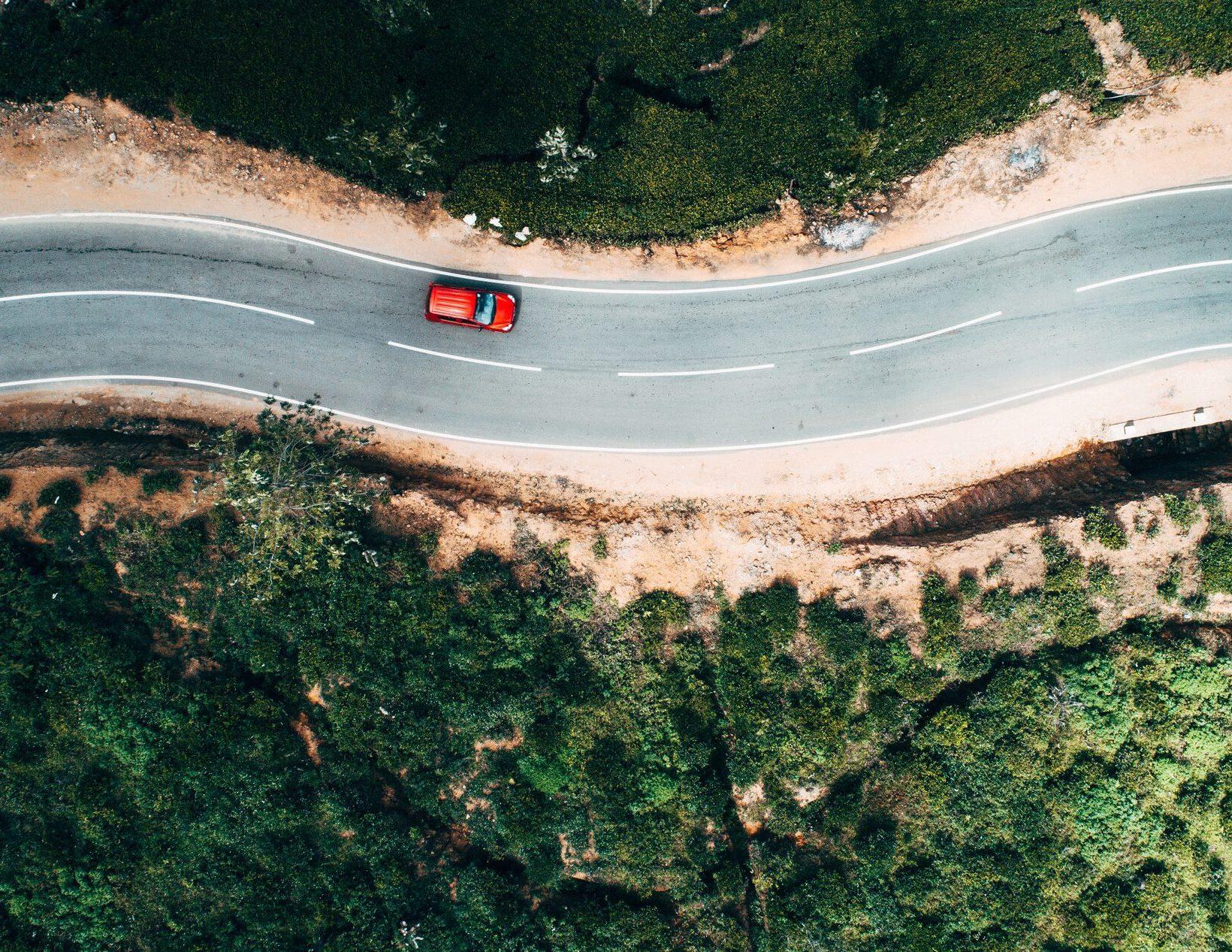 Die besten Länder für Roadtrips
